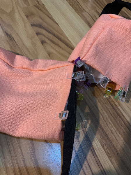 Housse isotherme pour bouteille -Ajout du zip