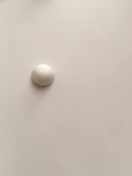 Boucles d'oreille style porcelaine chinoise-Modeler la tasse