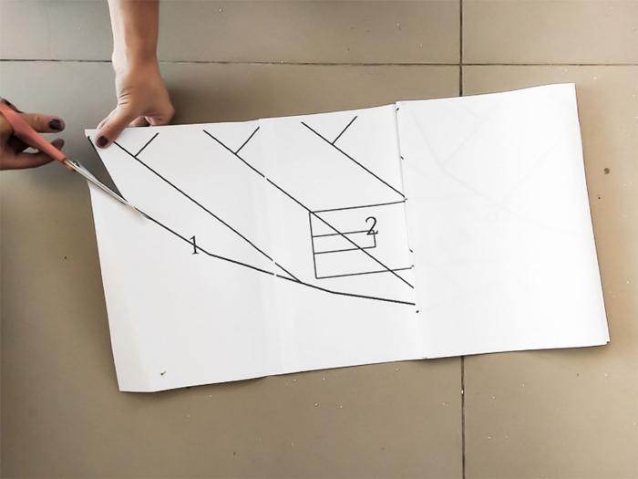 Une table basse en palette-La préparation des planches