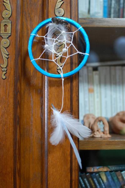 Attrape rêve de mariage-Décorez
