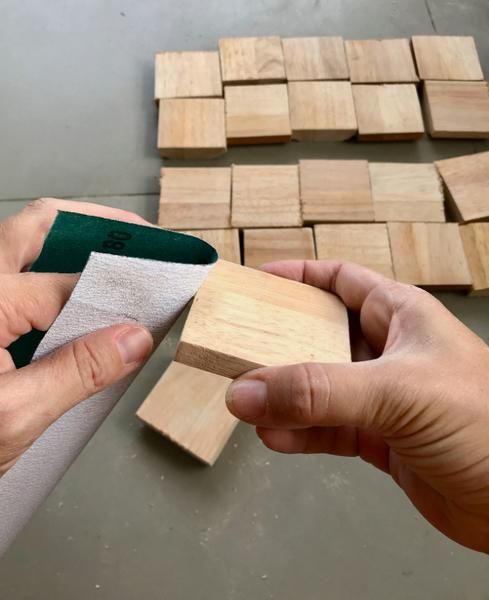 Fabriquez votre Pegboard Lettres-Découpe de la planche