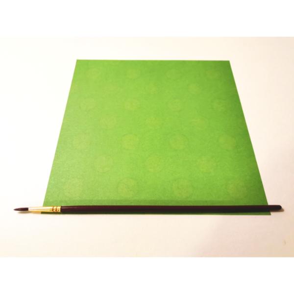 Miroir Soleil en Wax-Fabrication des rouleaux de papier :