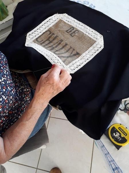 Comment réutiliser des tissus anciens-Partie industrielle
