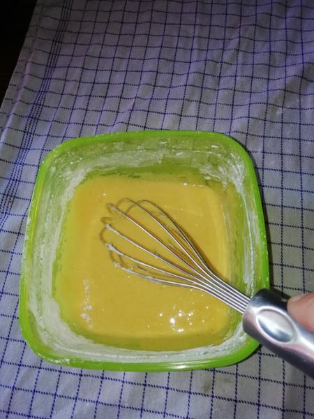 Le gâteau pour annoncer votre grossesse en douceur -La crème pâtissière
