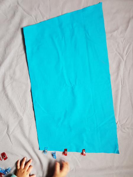 Intérieur de panier en paille interchangeable-Coudre l'intérieur du panier
