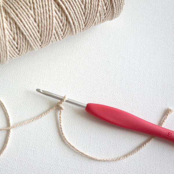 Ronds de serviette-Un nœud coulant