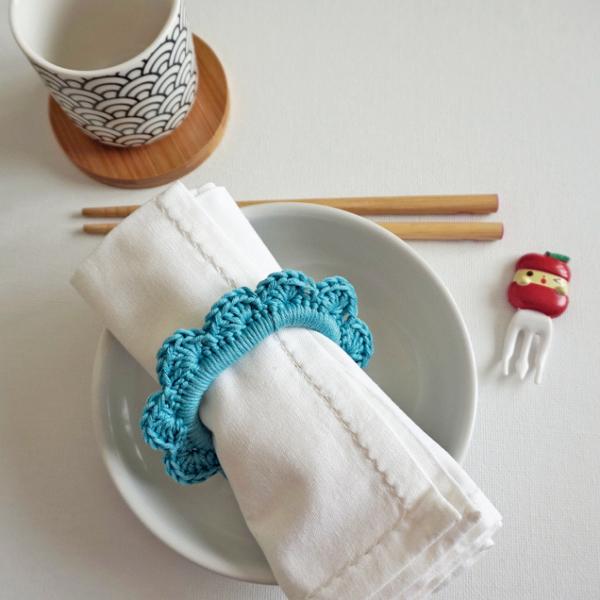Ronds de serviette-Plus de convives ?