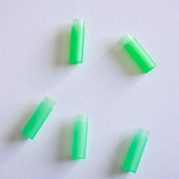 Soliflore marque-place-En vert :