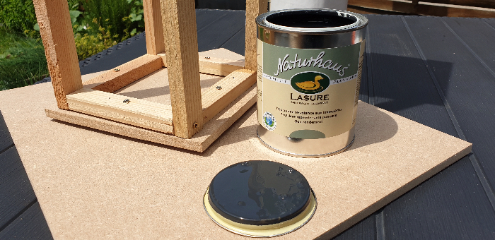 Fabriquer une lanterne pour le jardin -