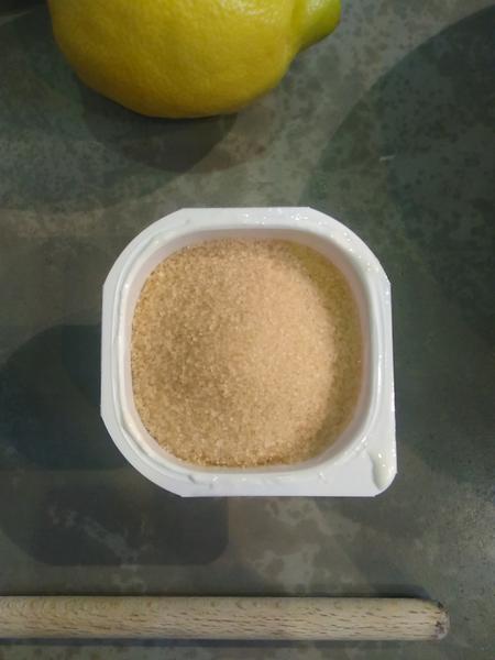 Gâteau au yaourt et citron-Le sucre et compagnie