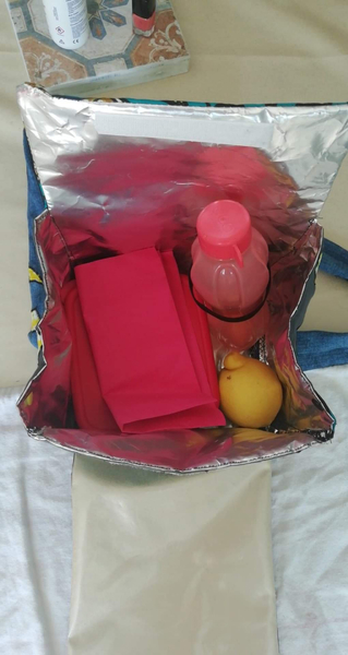 Sac à picnic-Le corps de sac