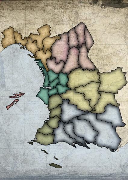 Comment faire son propre jeu de société comme un pro (Rixe Marseille)-Dessiner et imaginer le plateau