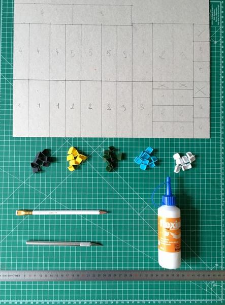 Comment faire son propre jeu de société comme un pro (Rixe Marseille)-Petites boîtes pour les pions