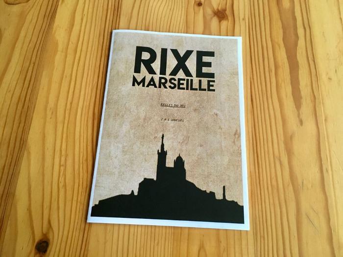 Comment faire son propre jeu de société comme un pro (Rixe Marseille)-Les règles du jeu