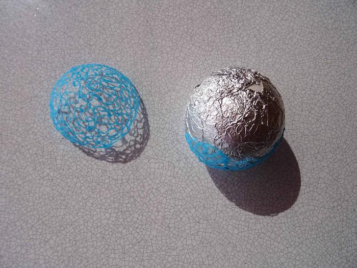 Sphère en stylo 3D-