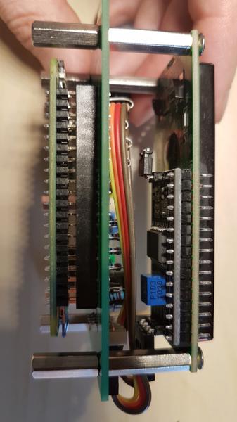 Clignodroid-Assemblage du circuit