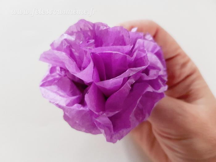 Couronnes de fleurs El Dia De Los Muertos-