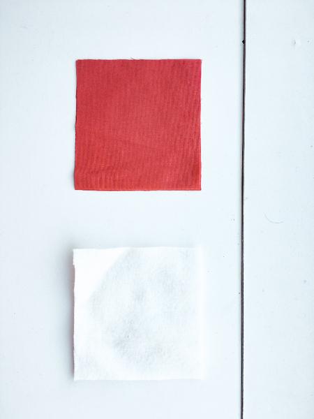 Furoshiki 2.0-Préparer les pièces