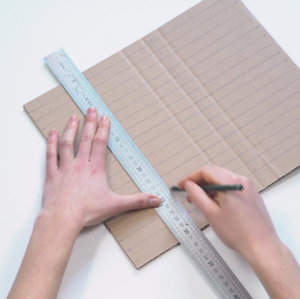 Fabriquer un lampion en carton-Réaliser des kapla de carton !!