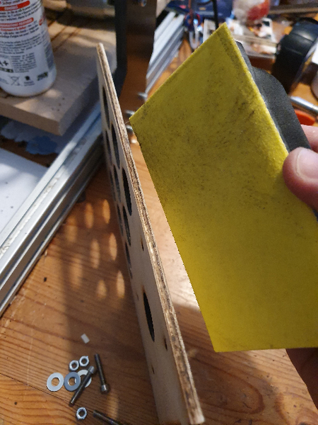 Micro bartop par G. Quinet-