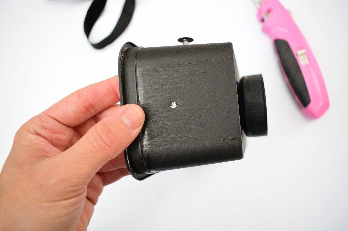 Un appareil Photo Récup'-Etape 4