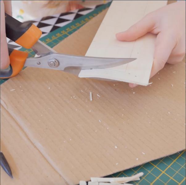 Un mémory en bois -Réalisez les cartes du mémory