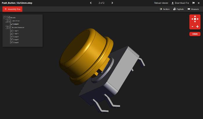 Un boîtier en impression 3D pour le projet #OuiAreSins-Fusion360 pour la modélisation et GrabCAD pour les composants
