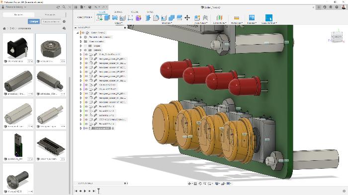 Un boîtier en impression 3D pour le projet #OuiAreSins-Première réflexion sur le boîtier