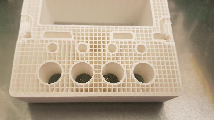 Un boîtier en impression 3D pour le projet #OuiAreSins-Impression du boîtier SinS