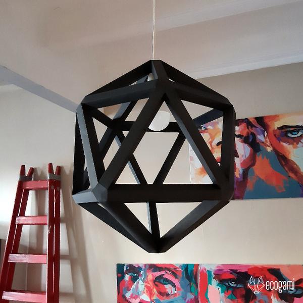 Assemble ton propre abat-jour PRISMA-L'assemblage