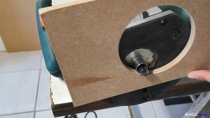 Terrasse pour SPA gonflable, avec couvercle motorisé-Emplacement des spots