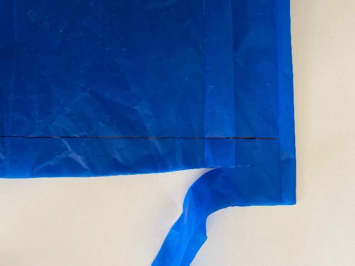 Sac filet plastique en macramé (Tuto de Tassadite L'Art&créatif)-RÉALISATION DES PELOTES