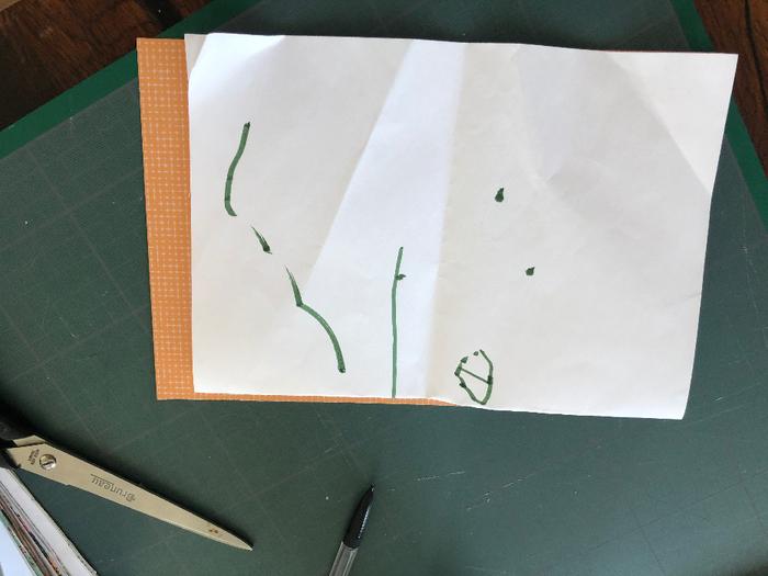 Carnet de notes en papier recyclé-Couverture en dos carré collé et finitions