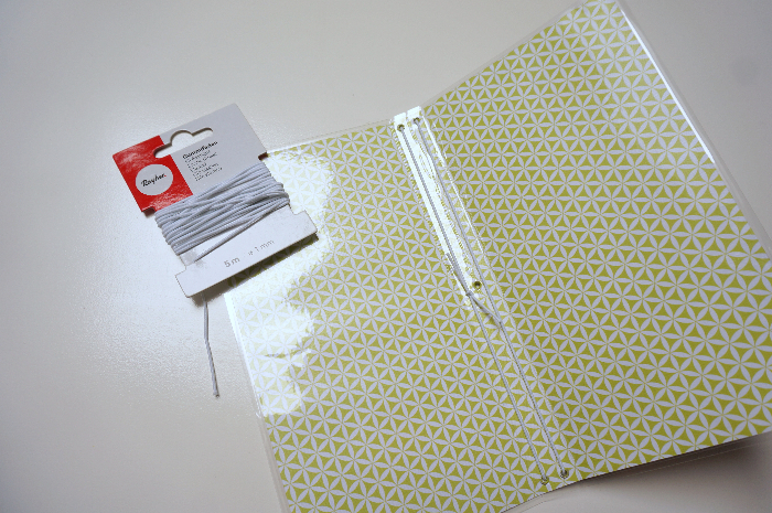 Traveler's Notebook - carnet de voyage-La couverture