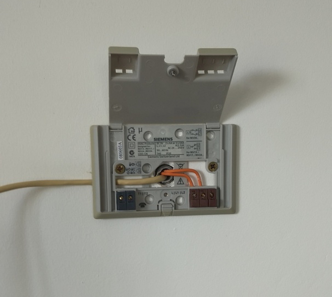 Affichage déporté pour compteur Linky-Installation du câble déporté