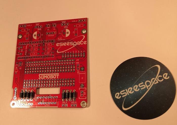 Construisez votre robot Sumobot v5.2-Soudage des diodes