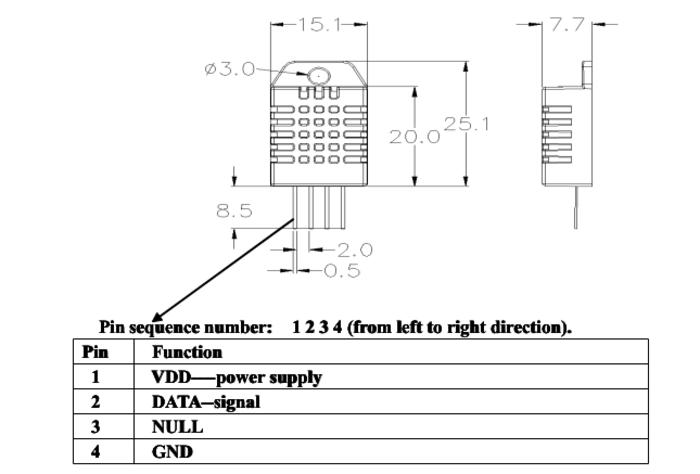 Pimometre: météo de salon connectée-Soudure des composants sur circuit imprimé