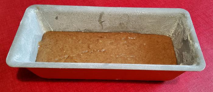 Un pain d'épice moelleux-Préparer le moule