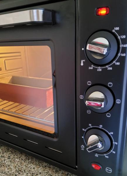 Un pain d'épice moelleux-Faire cuire le pain d'épice