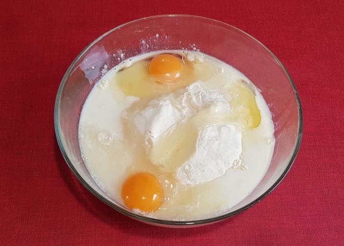 Kouglof (ou Kougelhopf) moelleux -Préparer la pâte
