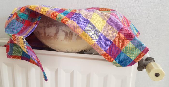 Kouglof (ou Kougelhopf) moelleux -Faire lever la pâte