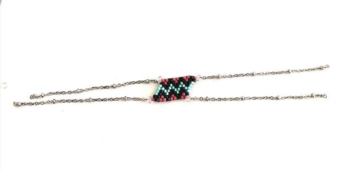 Bracelet ZigZag en Perles Miyuki-Montage