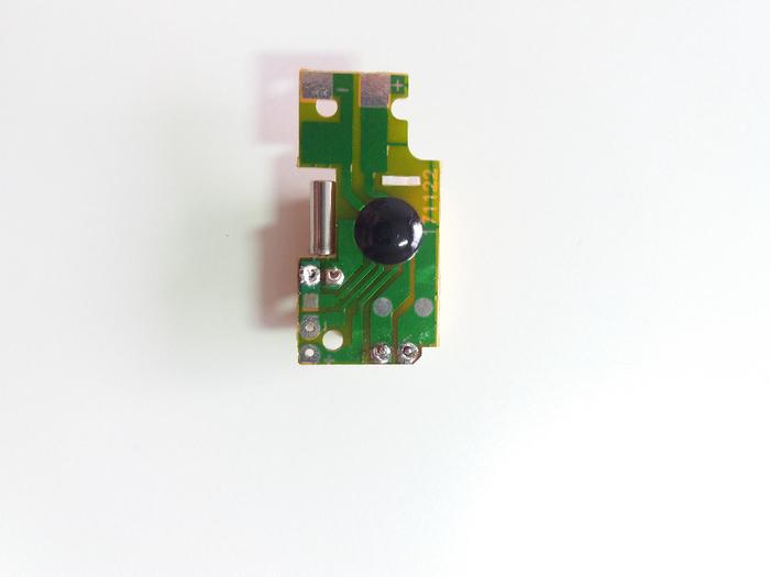 Partie électronique de la Dingo'clock-Récupérer la bobine de l'horloge
