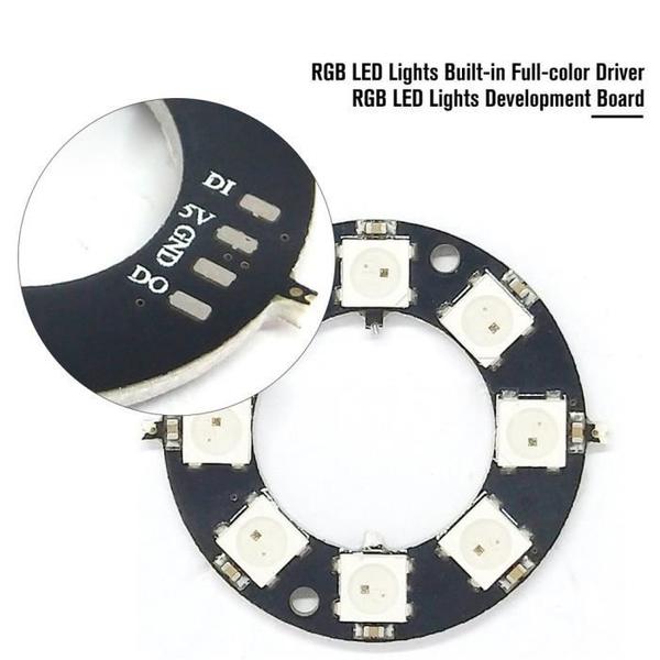 Soudure du masque LED-Soudure des différents éléments