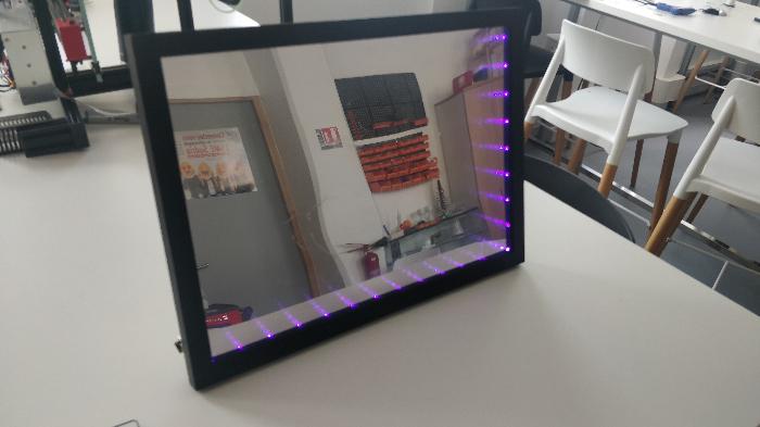Programmation du Miroir infinie -FIN