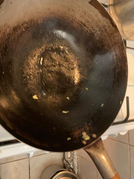 Recette chinoise familiale : boeuf sauté au concombre amer  -Woker le boeuf