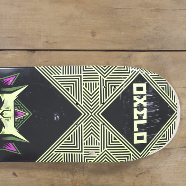 Fabriquer un porte papier toilette avec un vieux skateboard-Transformer un vieux skate en porte papier toilette