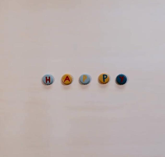 Réaliser des magnets avec des capsules-Décorer