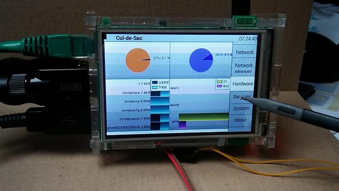 Écran Tactile et Raspberry Pi | Oui Are Makers | Partageons