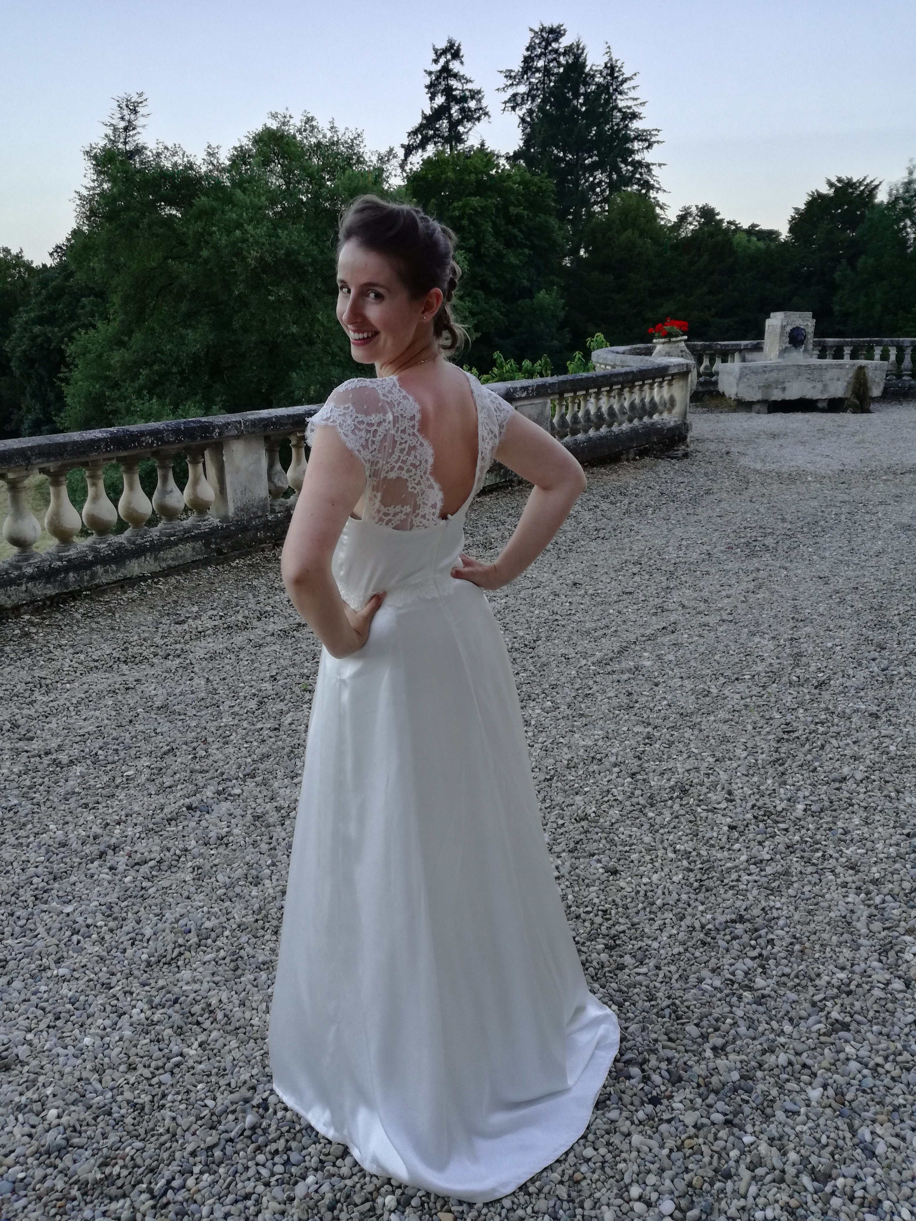 Faire sa robe de mariée en 10 étapes | Oui